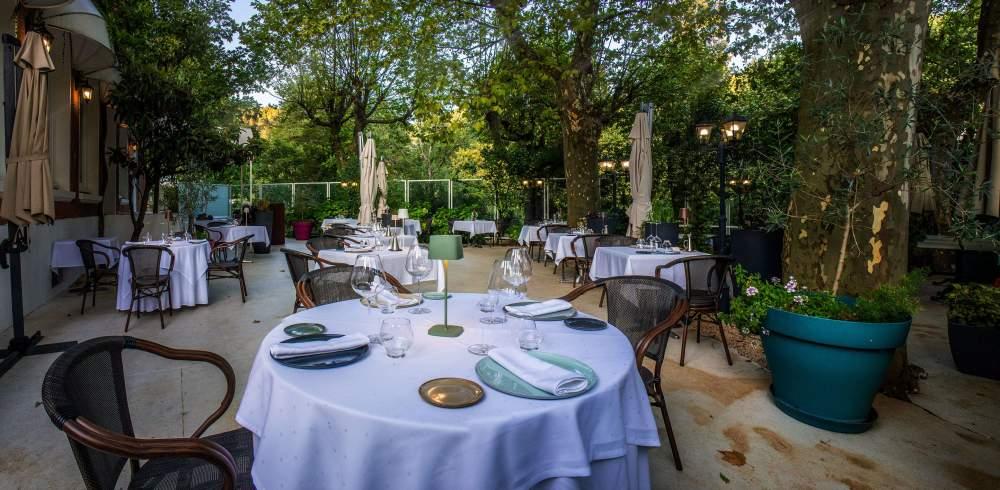 Le Vivarais restaurant