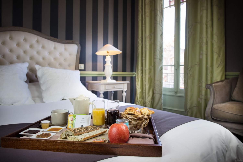 Hotel Helvie room and breakfast