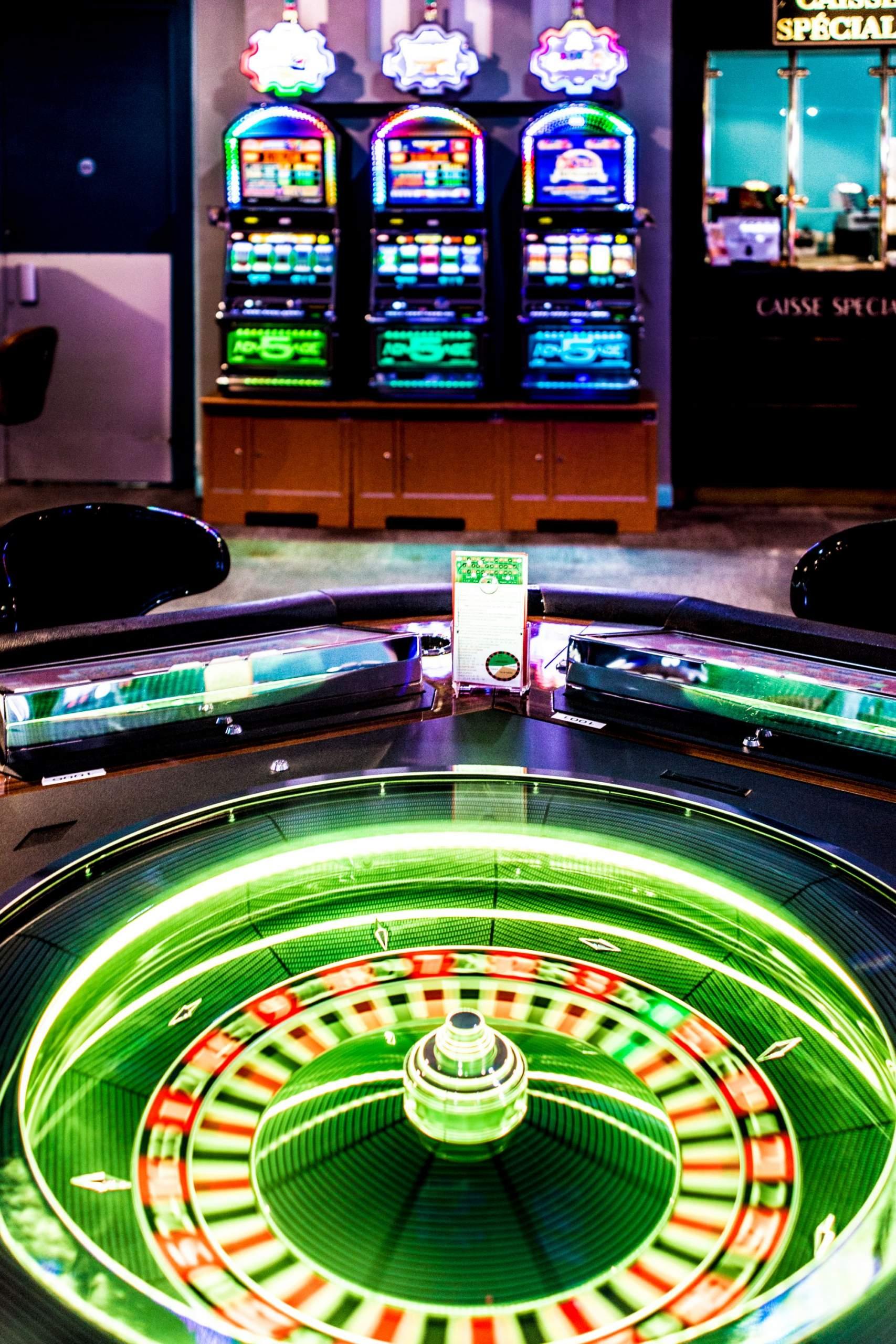 Vals les bains' Casino